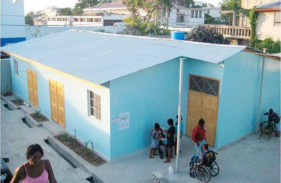 ハイチ:被災者や障がい者を7年に亘り支援―活動を終了しました