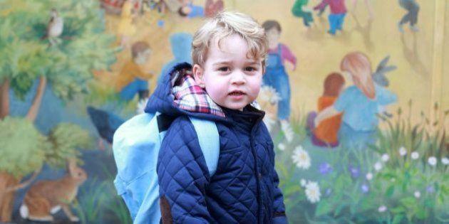 ジョージ王子が通うプリスクールってどんな学校?