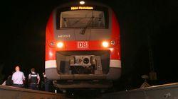 ドイツの列車内でアフガン難民の少年が斧を振り回す 3人が重体