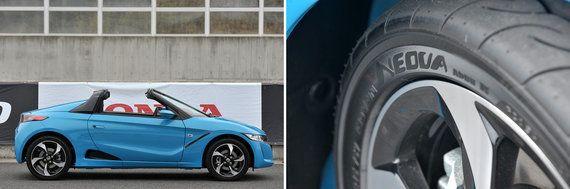 【乗ってみた】ホンダS660は完全に枠を超えたスポーツカー(画像集)