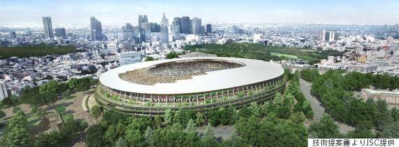 【新国立競技場】2グループの提案書を公表、どんなデザイン?(画像)