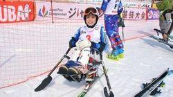 アルペンスキー女子座位・村岡桃佳、加速し始めた18歳のエース