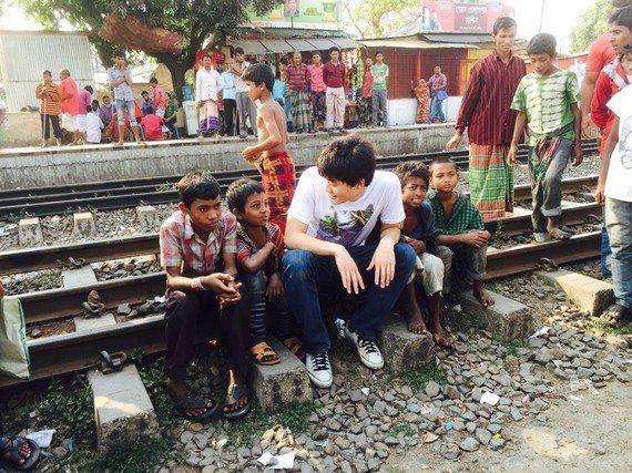 大学2年生の私が、バングラデシュのストリートチルドレン問題に向き合おうと決めた3つの想い