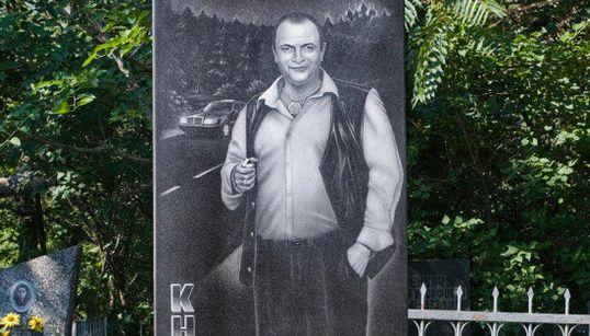 ロシア・マフィアたちの驚きの墓石