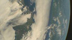 東大『ほどよし』衛星が初画像を公開
