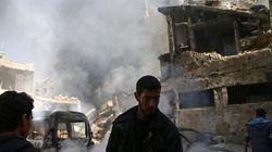 シリア難民支援:爆発物から命を守るために