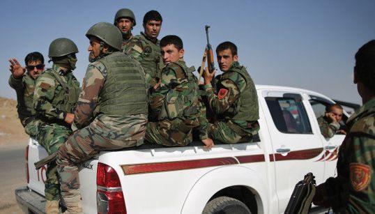 ISISがイラクの勢力図を塗り替えつつある(地図)