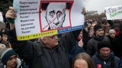 「プーチンのいないロシアを!」モスクワなどで大規模デモ 野党勢力の指導者が拘束される