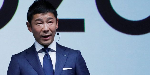 前澤友作氏「3歳のおうちゃんを救いたい RT1件につき10円寄付します」