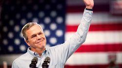 ジェブ・ブッシュ氏のサイトに埋め込まれた「あの映画」の台本。今は消される