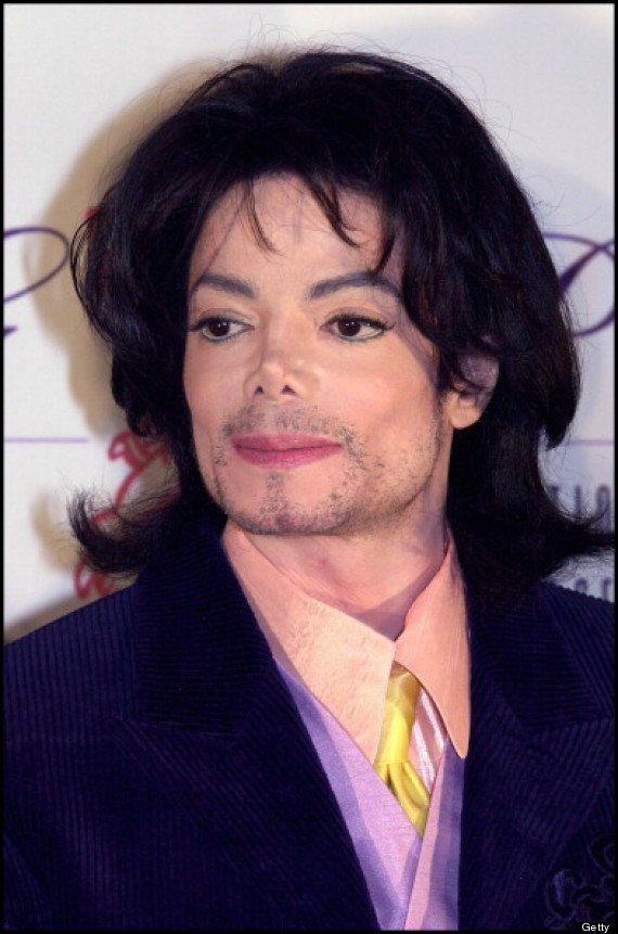 1985年に予想された2000年のマイケル・ジャクソン(写真)