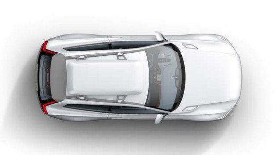 ボルボが新しいデザインコンセプトの「コンセプト・XCクーペ」を2014年公開と予告