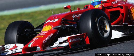 フェラーリ復活の狼煙を上げる F1オーストラリアGPで2年ぶりの優勝(画像集)