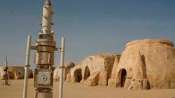 「スター・ウォーズ」のロケ地がダーイシュ(イスラム国)のせいで観光できない