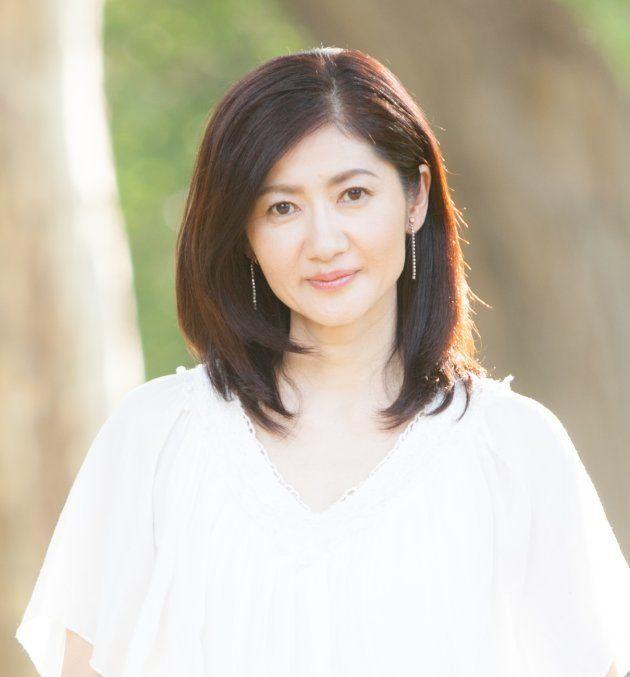 女優・古村 比呂