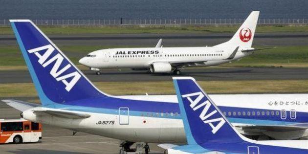 JALとANAがまた対立=羽田空港の国際線発着枠めぐり