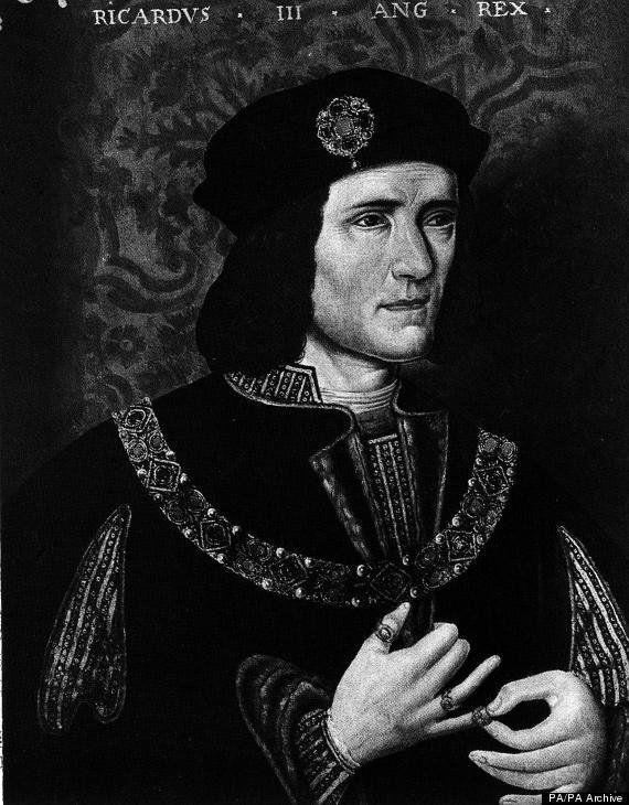 カンバーバッチさん、リチャード3世の血縁と判明