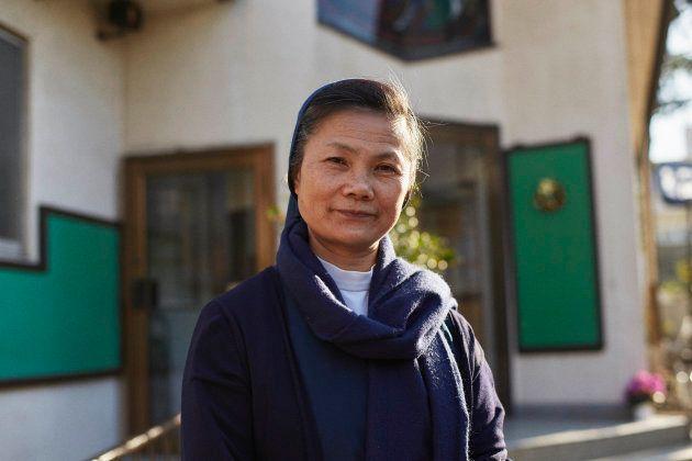 カトリック川口教会のシスター マリア・レ・ティ・ランさん