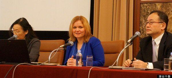 フィンランド教育制度をキウル教育科学大臣が語る