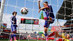 なでしこジャパン、3連勝で1位通過、エクアドルに1-0で勝利