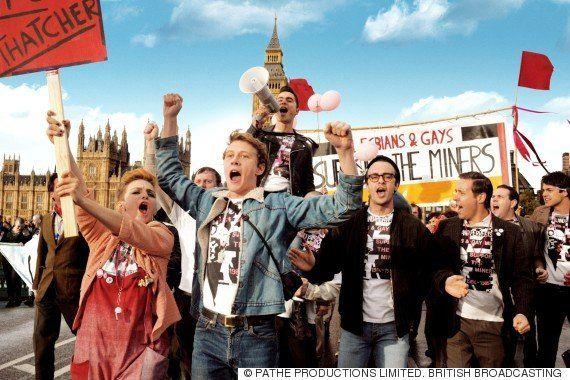 【LGBT】映画「パレードへようこそ」4月公開 UKヒット曲にのせ、レズビアン・ゲイ描く