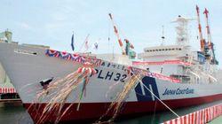 「あきつしま」天皇・皇后両陛下がパラオで一泊する巡視船とは