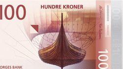 北欧ノルウェーのカラフルな新札デザインは「海」がテーマ