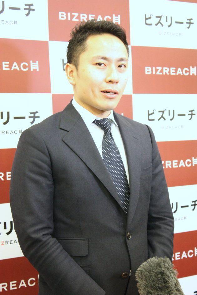 太田雄貴会長