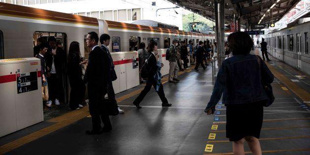 中目黒駅の資料写真