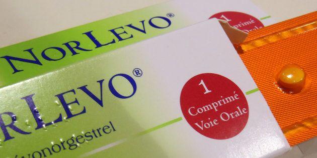 緊急避妊薬ノルレボ