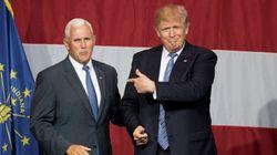 ドナルド・トランプ氏、副大統領候補にインディアナ州知事マイク・ペンス氏を指名か 豊富な政治経験を買う