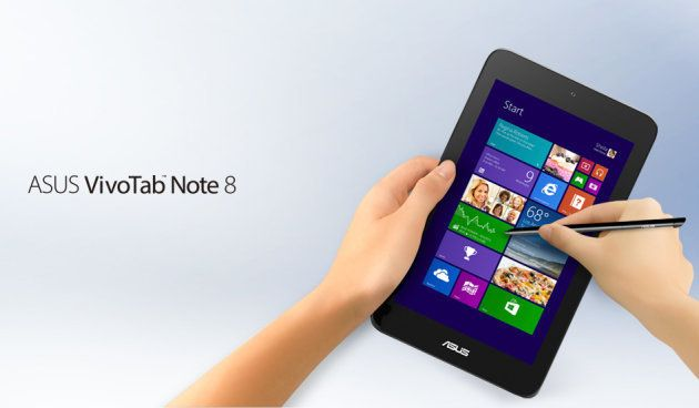2014年:ワコム製デジタイザーを搭載した8インチタブレット「VivoTab Note