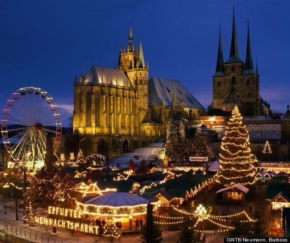日本初のクリスマスツリーはドイツからやってきた ツリー発祥の地、ドイツでのクリスマスの楽しみ方