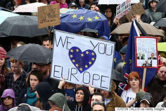「私の夢を返して」イギリスのEU離脱、将来を台無しにされた若者たちの嘆き