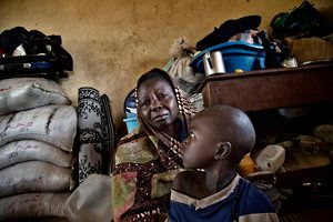 中央アフリカ共和国:宗派間対立による虐殺が激化