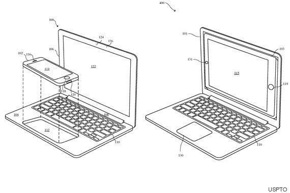 iPhoneはめればMacBookに?