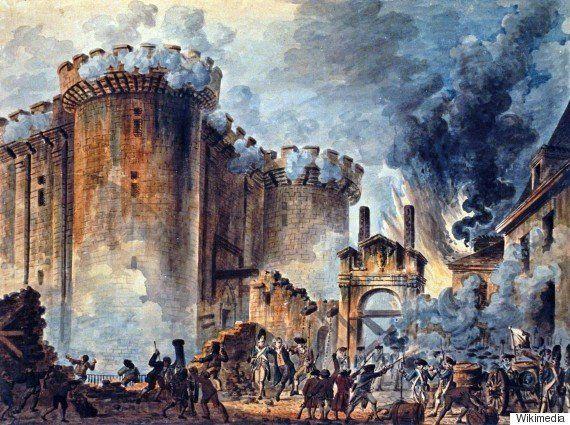 ニースのテロ事件が発生した「7月14日」は、フランスにとって特別な日だった