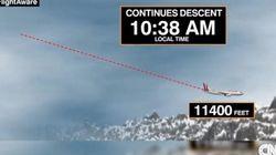 ジャーマンウィングス機はどうやって墜落したのか CNNが動画で再現