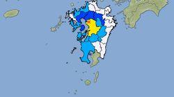 【地震情報】熊本県和水町で震度5弱