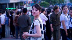 北朝鮮にも美女がいる、喜怒哀楽の営みがある