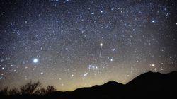 「ふたご座流星群」今週末に極大、今年は10年に1度の当たり年 もっともよく見えるのはいつ?
