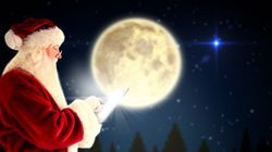 今年のクリスマスは満月になる 38年ぶり