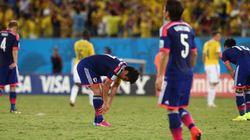 日本代表、敗退 活かせなかった「コロンビアのスキ」