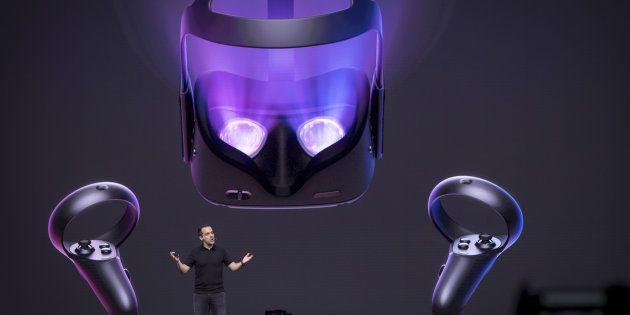 2018年に発表されたOculus