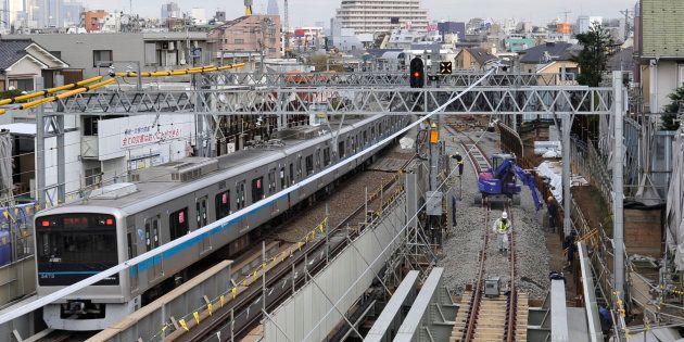 小田急線(資料写真)