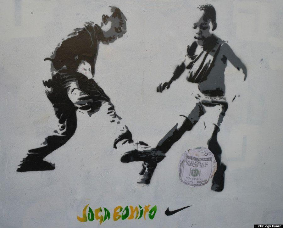 ブラジルの光と影を伝える12枚の写真「ワールドカップで誰が得をするのか」
