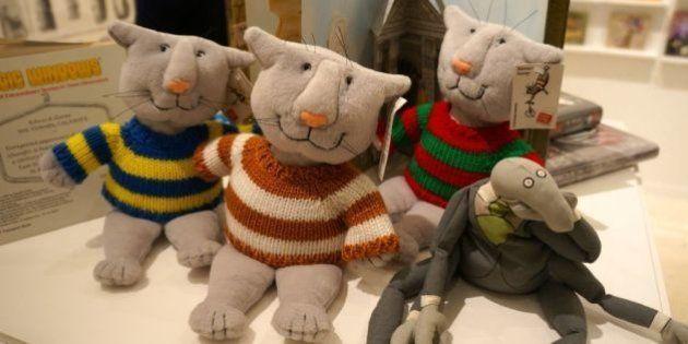 子供は次々と死ぬのに猫は不当な目に遭わないエドワード・ゴーリーの世界とは?−クリスマスに大人が読みたい絵本