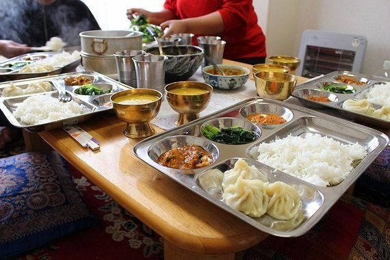 明日もあさっても食べたくなる、めちゃうまネパール家庭料理!|KitchHike