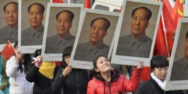 毛沢東・生誕120年 中国の記念行事、規模縮小の背景は