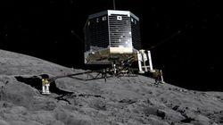 彗星探索機「フィラエ」、7カ月ぶりに復活 2014年に初着陸成功